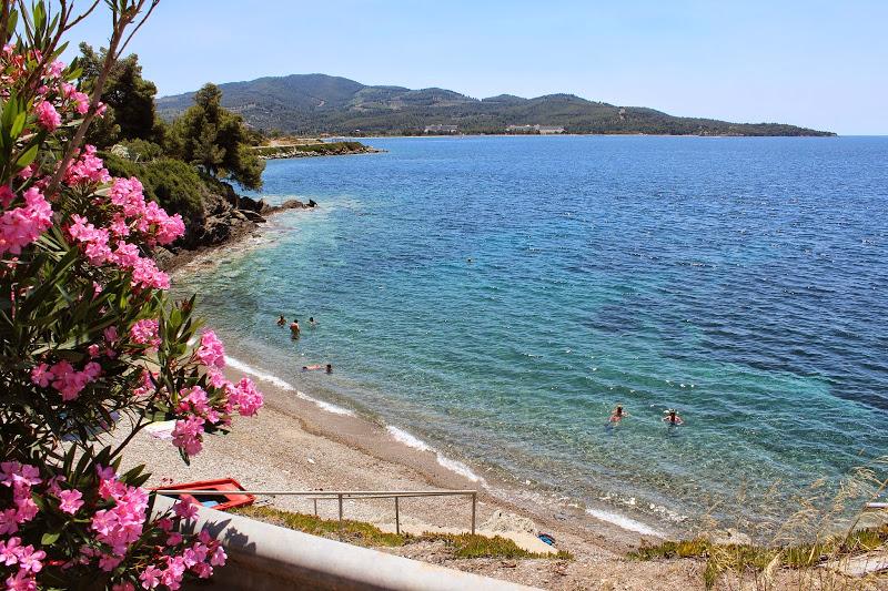 Панорама вилла греция