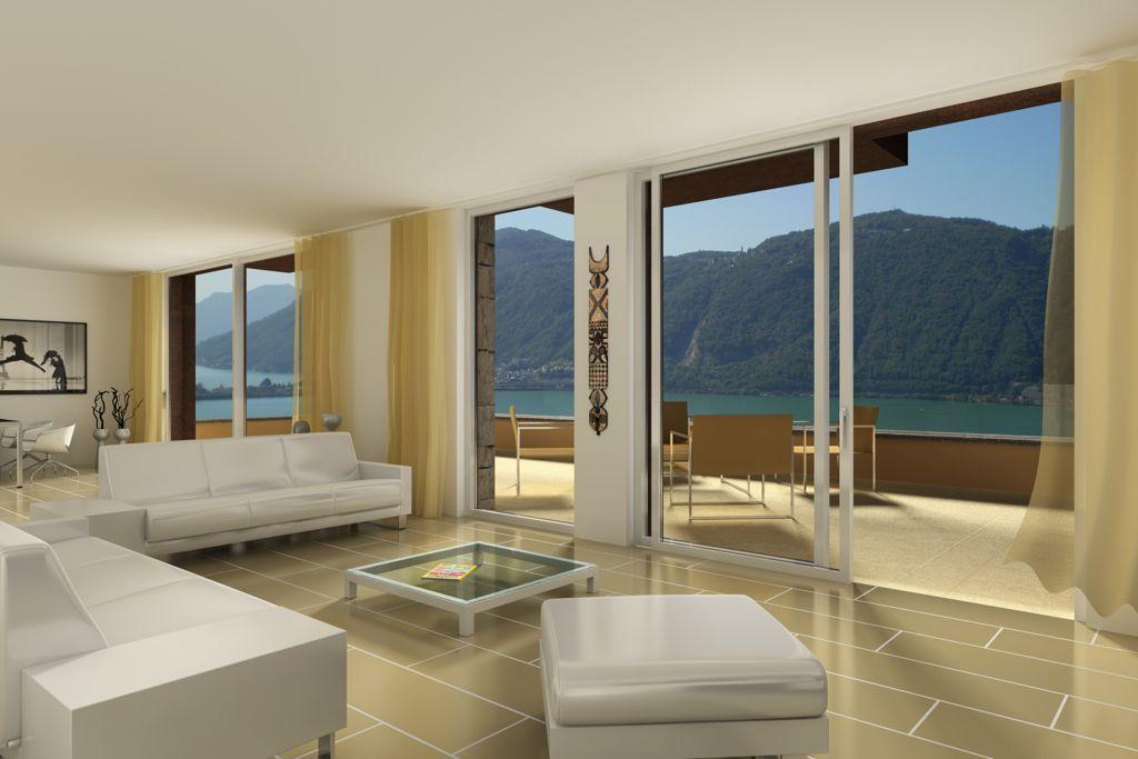 Купить недвижимость в лугано со стороны италии