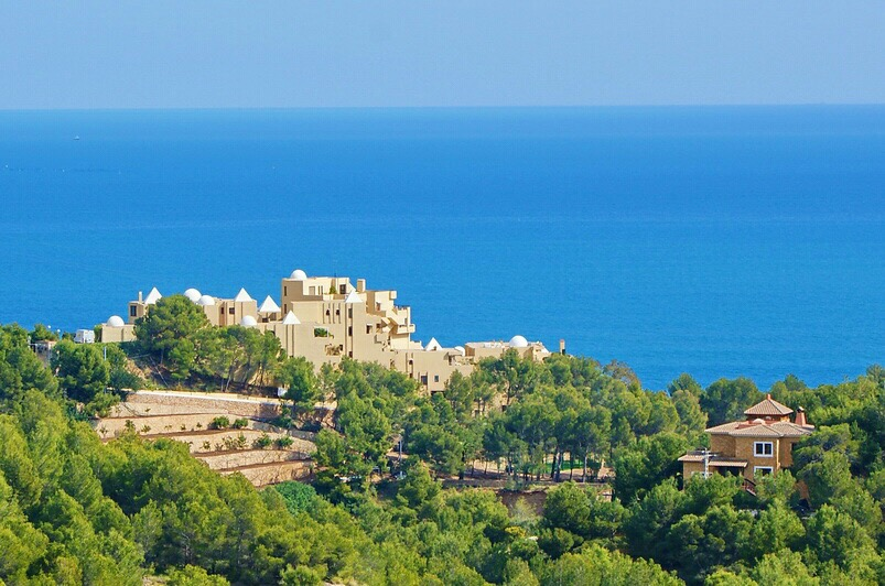 Купить дом в испании на берегу моря цены фото