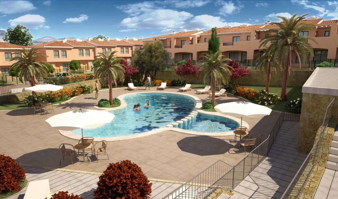 Отель испания недвижимость