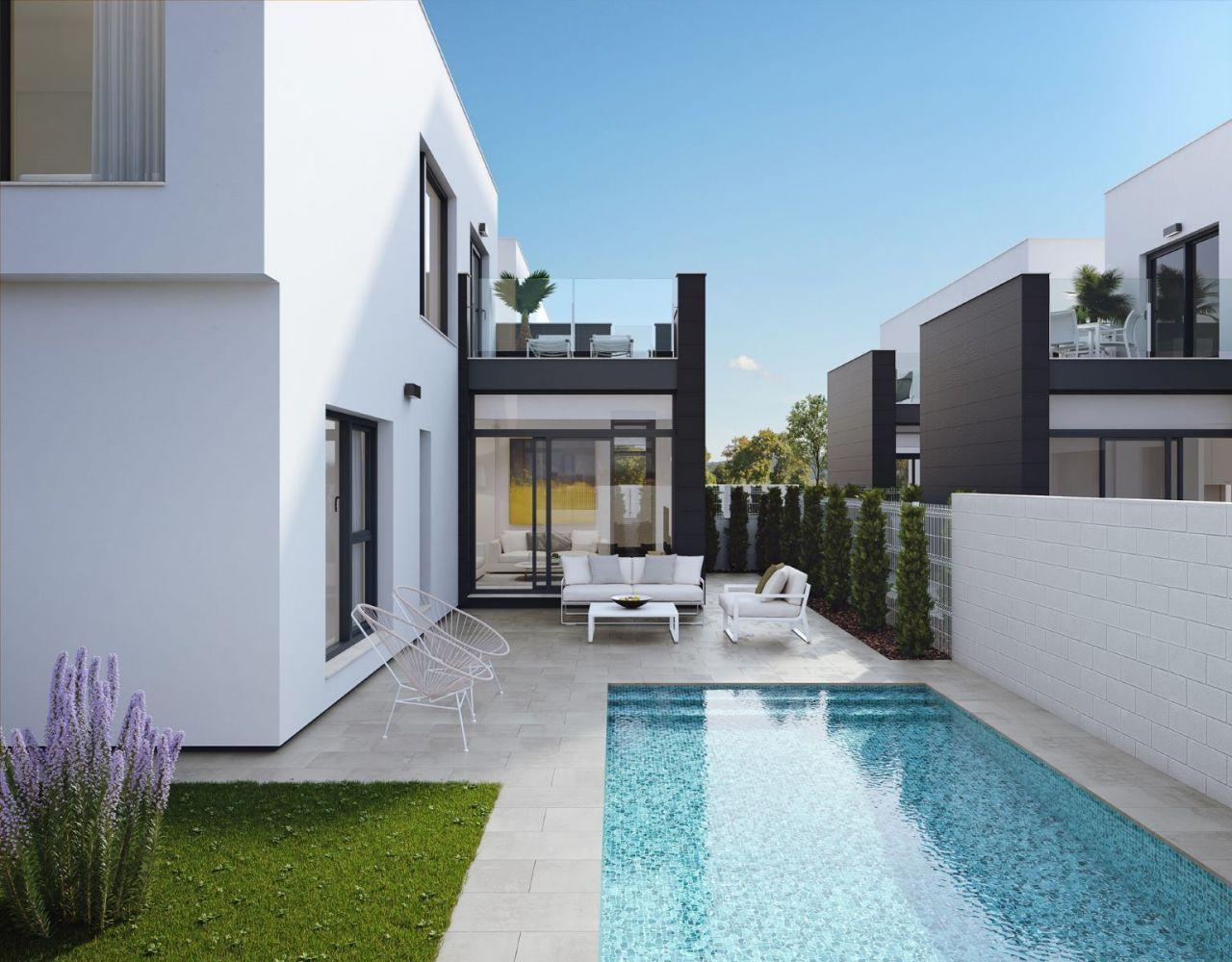 Купить дом испании с пляжем