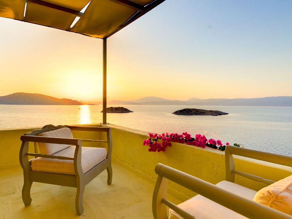 Аренда апартаментов на крите греция